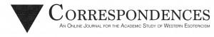 Logo image for Academic Journal Correspondences